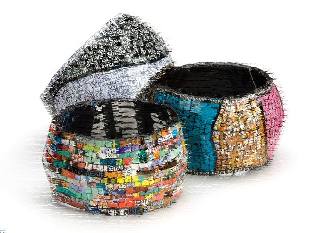 Objetos Hechos Con Material Reciclable Facebook | MEJOR CONJUNTO DE
